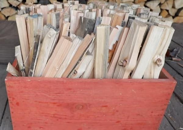 Piles of Kindling