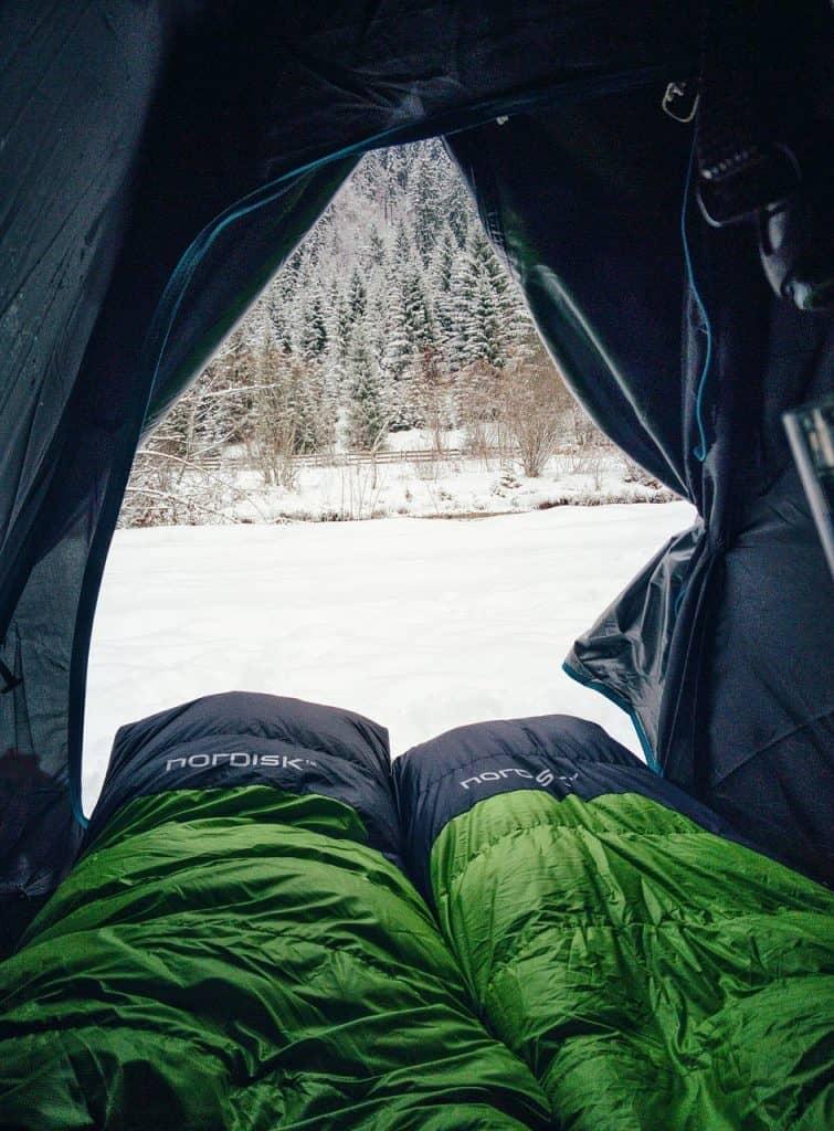 Sleeping Bag - Camping Equipment