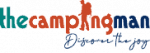 thecampingman website logo