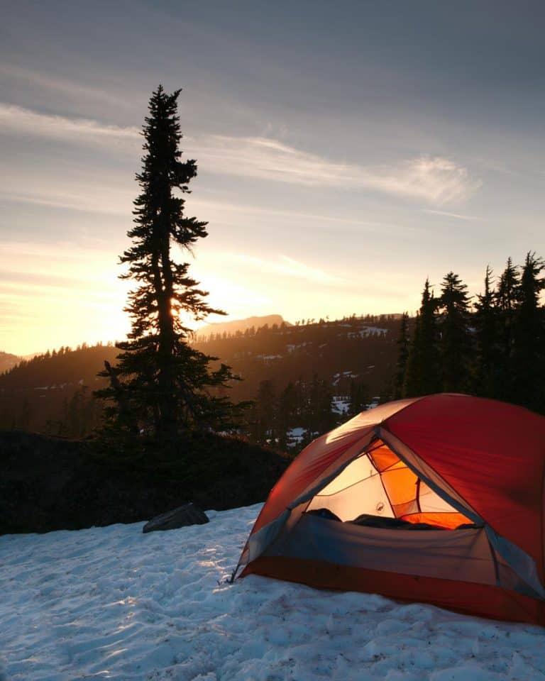 camp equipment - tent